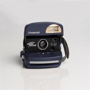 Polaroid 600 Round Classic Camera Impossible Refurbished
