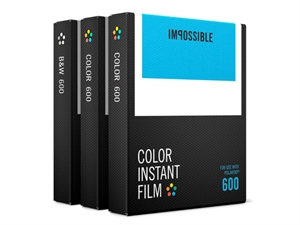 Impossible 600 Film Startpakke