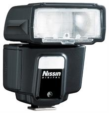 Nissin i40 flash blitz